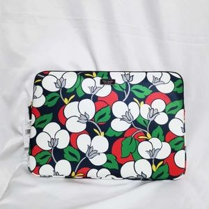 "Kate Spade Dawn Breezy Floral 15"" Laptop Sleeve"